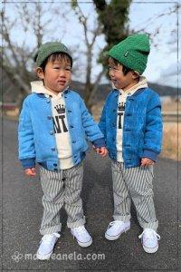 【3way】ブルゾン -キッズ-