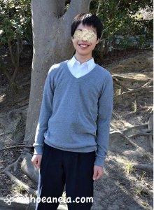 スクールセーター -for junior- ※おまけ付き♪