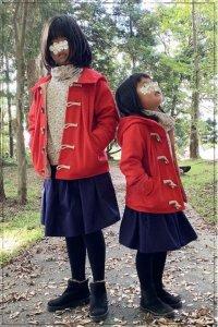 【8way】おんなのこコート -for junior-