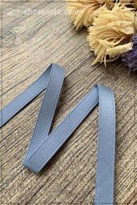 両面サテンリボン ブルーグレー(9mm巾×295cm)
