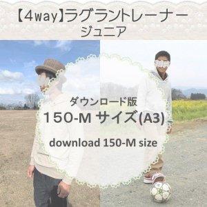 【ダウンロードA3版】ラグラントレーナー 150M (download-150M size)