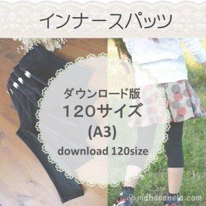 【ダウンロードA3版】インナースパッツ 120 (download-120size)