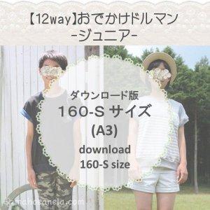 【ダウンロードA3版】おでかけドルマン160-S(download-160S size)