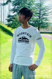 【2way】定番丸首Tシャツ -for Men-