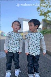 【10way】ボートネック -BOYS-