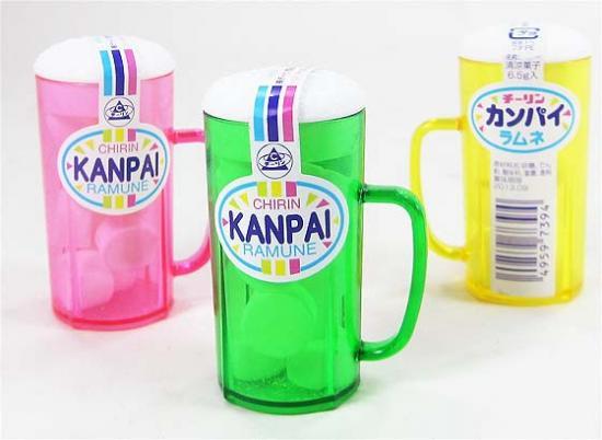 【チーリン】カンパイ(KANPAI)ラムネ(30個入)