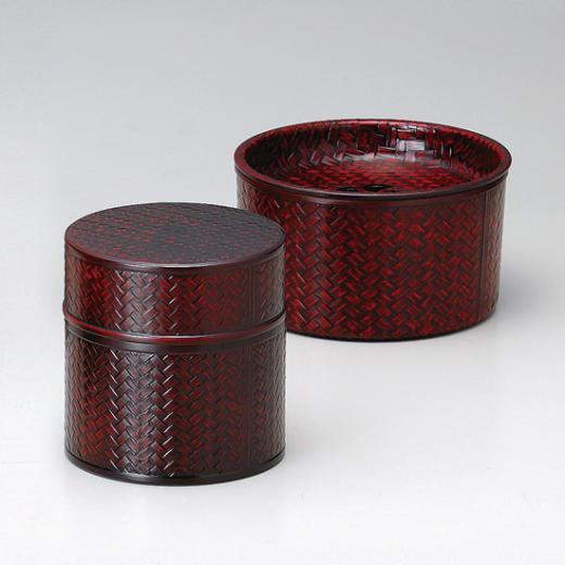 鎌倉 カゴメ 茶筒