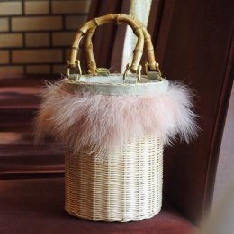 Aura bamboo basket 【50%OFF】
