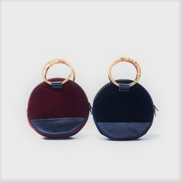 Velet bamboo bag 【50%OFF】