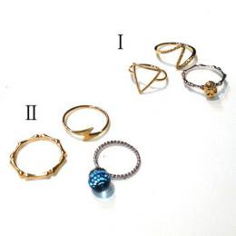 Ring series 3 of set 【60%OFF】