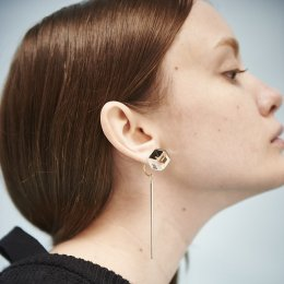 Cube way pierce【60%OFF】