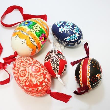 【チェコ雑貨】 Easter Egg(M)