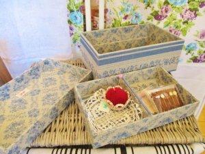 Cartonnage ミニコレクションボックス(中箱付)