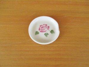 マニーローズ 陶器スプーンレスト(ローズ)