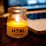 <img class='new_mark_img1' src='https://img.shop-pro.jp/img/new/icons14.gif' style='border:none;display:inline;margin:0px;padding:0px;width:auto;' />wasite + TELEFORGE ソイキャンドル [HTML]