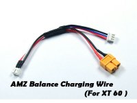 IC-092・RC Atomic Balance Charging Wire for AMZ series- [For XT 60 Plug ]