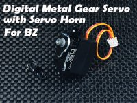 BZ-UP017・RC Atomic BZ Digital Metal Gear Servo with Servo Horn