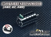 MO-040・RC Atomic 3500KV Brushless Motor (AMZ, BZ, AMR)