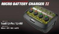 44277・ハイテック製 MICRO BATTERY CHARGER �(Li-Po 1セル専用充電器)