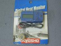 36203・京商製 デジタルヒートモニター(エンジンヘッド温度)