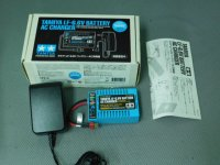 USED-0120・タミヤ製 LF6.6V バッテリー専用 AC 充電器