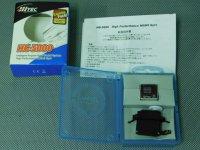 USED-0141・ハイテック製 HG-5000 High Perfomance MEMS Gyro+HSG-5083SG
