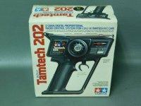 USED-0167・タミヤ製 タムテック202 ミニRCカー用セット 未使用品