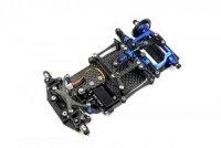 GLR-001-NES・GL Racing製 GLR 1/27 RWD Chassis - (W/O RX,ESC) (アンプ、受信機レス)