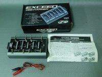 USED-0364・RAYSPEED製 EXCEED ニッカド/ニッケル水素バッテリー放電器(14-00377)