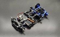 GLR-LM-KSET・GL Racing製 GLR 1/27 RWD LM CHASSIS-W/O RX(受信機レス)