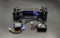 GLA-V2.1-90MM-KSET・GL Racing GLA-V2.1 1/27 4WD Chassis [90MM] [ GLA-V2.1 ]