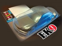 AMZ-OP011-EK9・RC Atomic 1:28 EK9 Lexan Body (98mm wheel base)