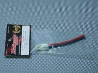 CW-TM・マッチモア製 7.2V コネクター MALE W/ワイヤー