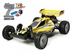 57755・タミヤ製XBシリーズ(完成モデル)1/10RC XB サンドバイパー