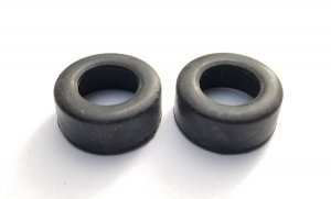 GF0001-S21・GL Racing製 11.0 mm rubber racing tire -slick 21°