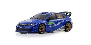 MZP429WR・京商製 ASC MA-020S-N スバル インプレッサ WRC 2008 No.5