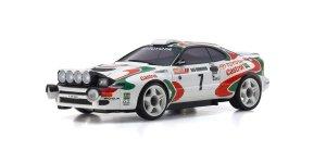 MZP446JK・京商製 ASC MA020AWD トヨタ セリカ GT-Four RC No.7 WRC 1993 ユハ・カンクネン