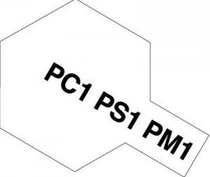 PS-1・タミヤ製 PS-1 ホワイト ポリカーボネートスプレー