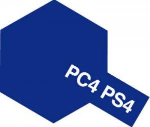 PS-4・タミヤ製 PS-4 ブルー ポリカーボネートスプレー