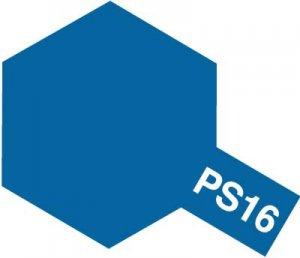 PS-16・タミヤ製 PS-16 メタリックブルー ポリカーボネートスプレー