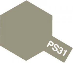 PS-31・タミヤ製 PS-31 スモーク ポリカーボネートスプレー