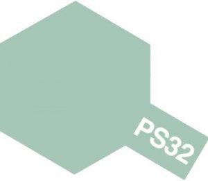 PS-32・タミヤ製 PS-32 コルサグレイ ポリカーボネートスプレー