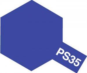 PS-35・タミヤ製 PS-35 ブルーバイオレット ポリカーボネートスプレー