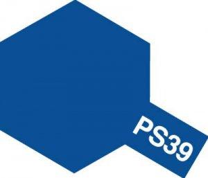 PS-39・タミヤ製 PS-39 フロストライトブルー ポリカーボネートスプレー