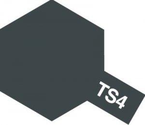 TS-4・タミヤ製 TS-4 ジャーマングレイ タミヤスプレー