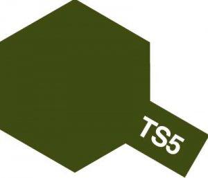 TS-5・タミヤ製 TS-5 オリーブドラブ タミヤスプレー