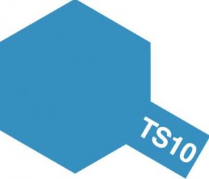 TS-10・タミヤ製 TS-10 フレンチブルー タミヤスプレー