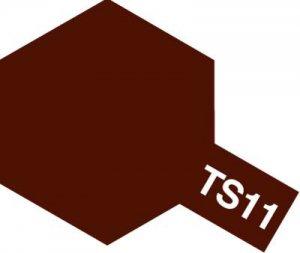 TS-11・タミヤ製 TS-11 マルーン タミヤスプレー