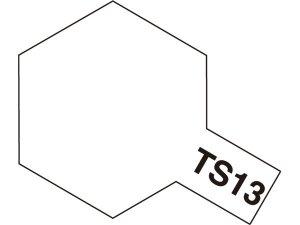 TS-13・タミヤ製 TS-13 クリヤー タミヤスプレー