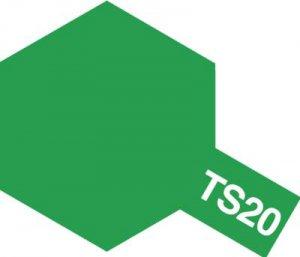 TS-20・タミヤ製 TS-20 メタリックグリーン タミヤスプレー